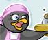 Jocuri Pinguinul chelner
