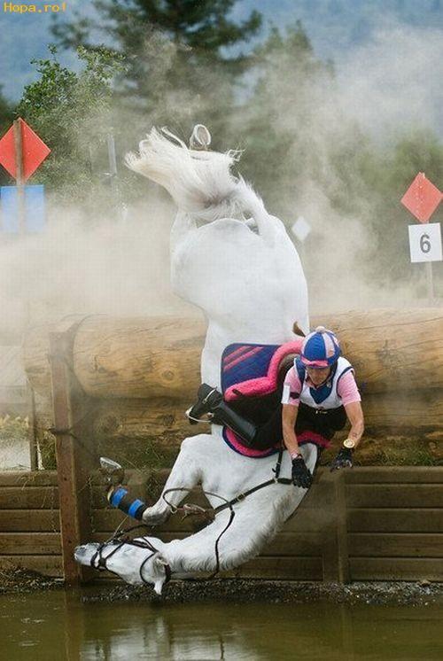 Sport - Cazatura periculoasa