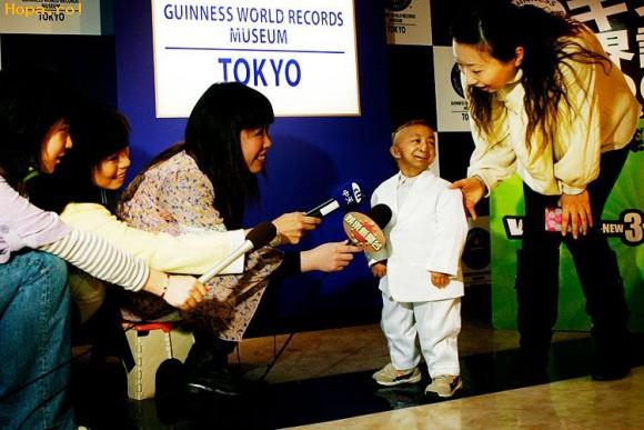Diverse - Cel mai mic om din lume