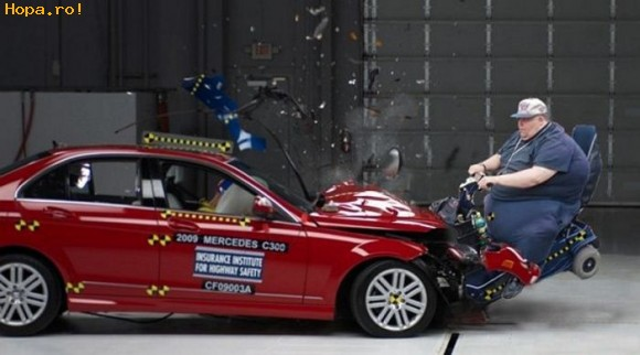 Auto Moto - Noile Crash Teste la americani