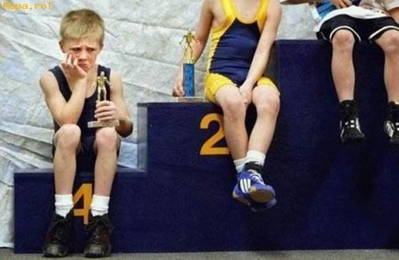 Copii - Este bun si locul 4 !