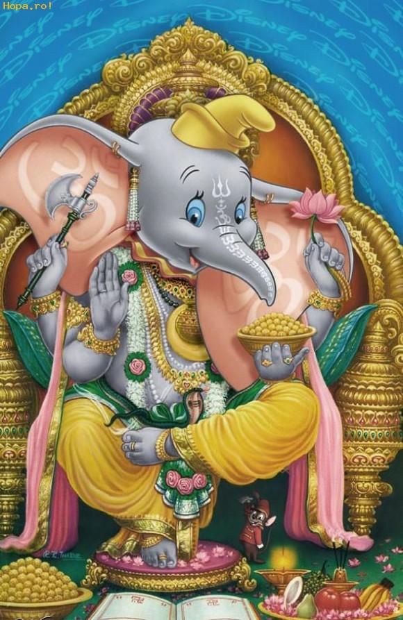 Desene animate - Imparatul Dumbo