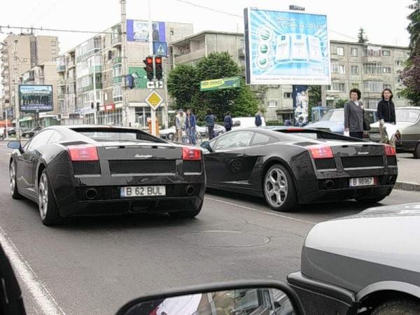 Auto Moto - Lamborghini ...  la dublu