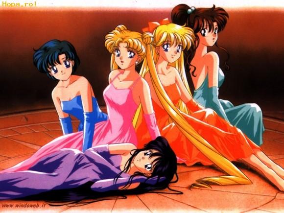 Desene animate - Sailor Moon