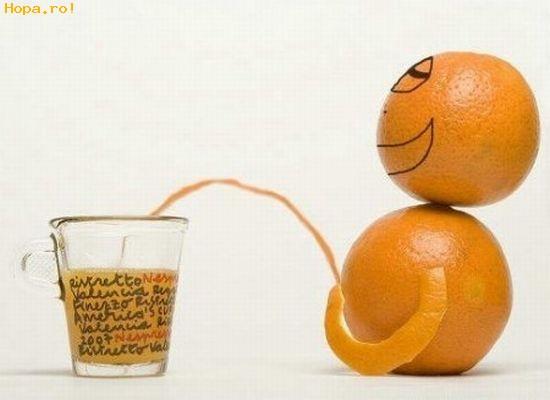 Diverse - Suc de portocale natural