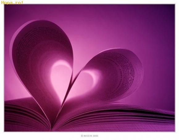 Artistice - Declaratie de dragoste intr-o fila de carte...