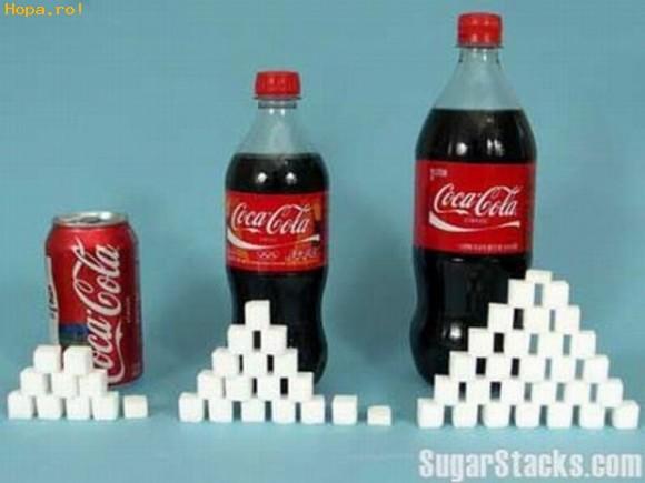 Diverse - Cat zahar are Coca-Cola