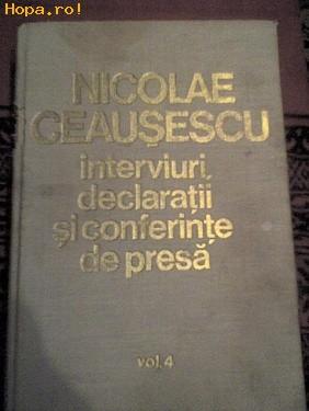 Epoca de aur - Nicolae Ceausescu