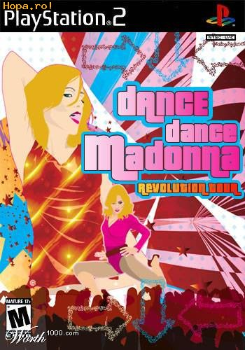 Parodii Jocuri - Dance ,dance madonna