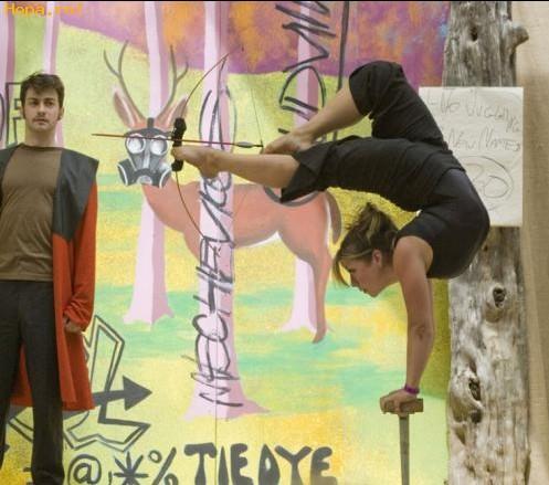 Diverse - Super elastica si mult echilibru