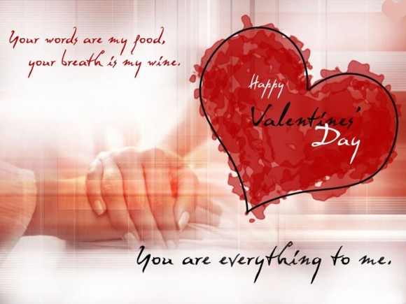 Valentines Day - Be my Valentine 2