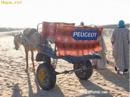 Auto Moto - Noul model de Peugeot