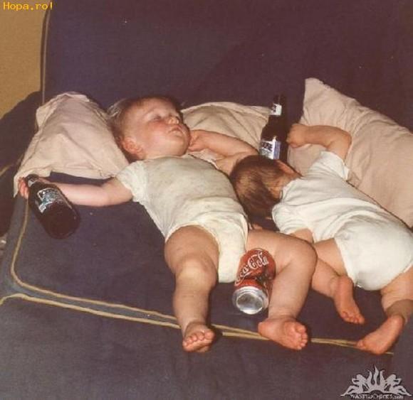 Copii - Bebelusi haiosi