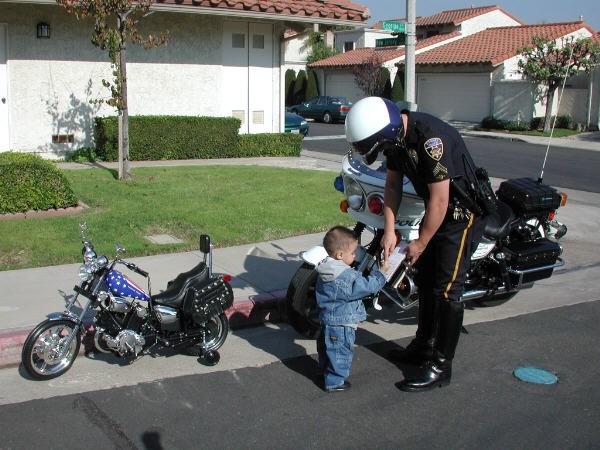 Diverse - micul motociclist