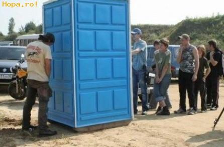 Diverse - Toaleta publica