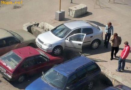 Auto Moto - O parcare reusita