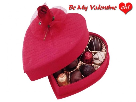 Valentines Day - Valentines Day Candy Box