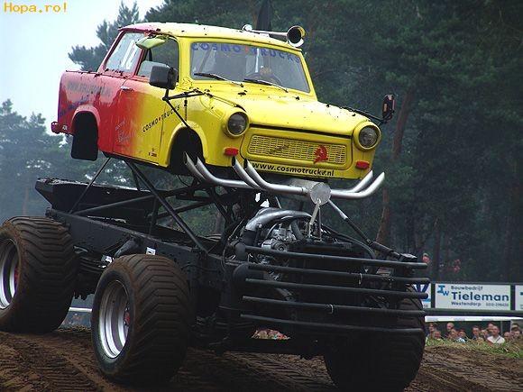 Auto Moto - Monster truck