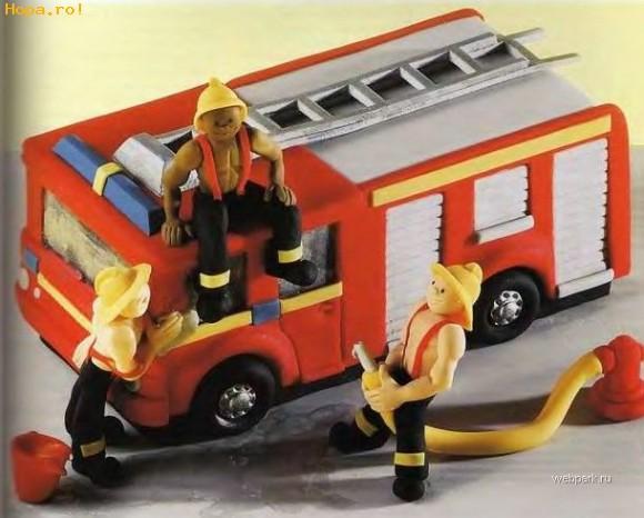 Diverse - Tort pentru pompieri