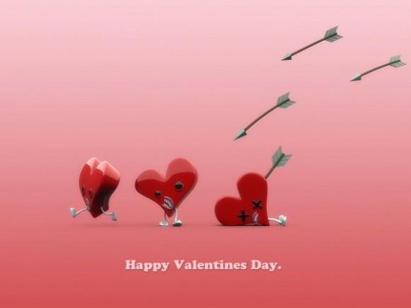 Dragoste - Inimioare
