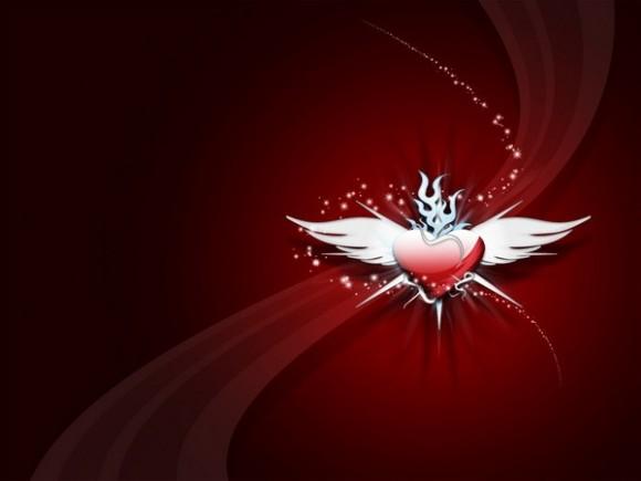 Dragoste - Inima arzand