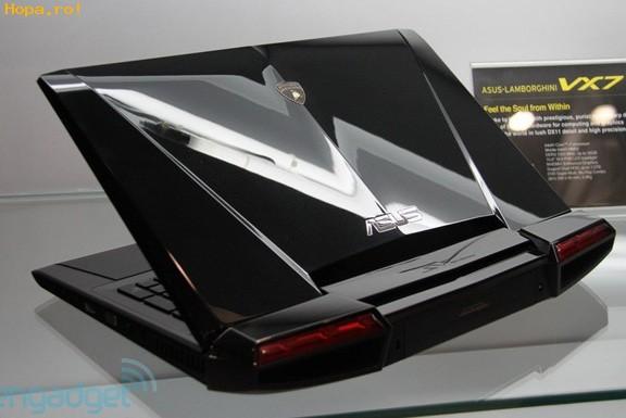 Gadgets - Laptop Asus desenat de Lamborghini