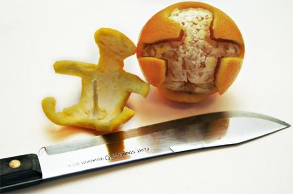 Diverse - Cum sa cojesti o portocala