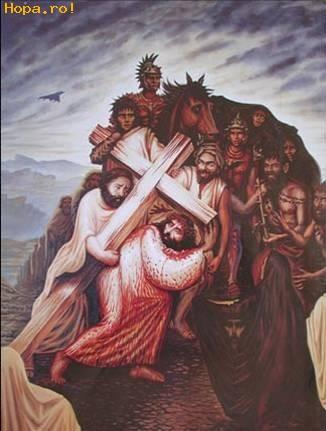 Iluzii - La prima vedere fata lui Iisus Hristos, dar poza reala este altfel
