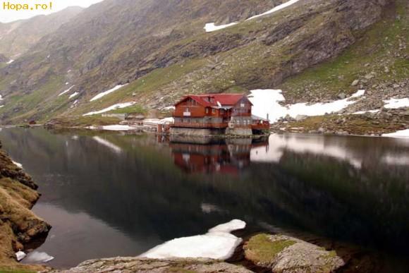 Peisaje - Lacul Balea