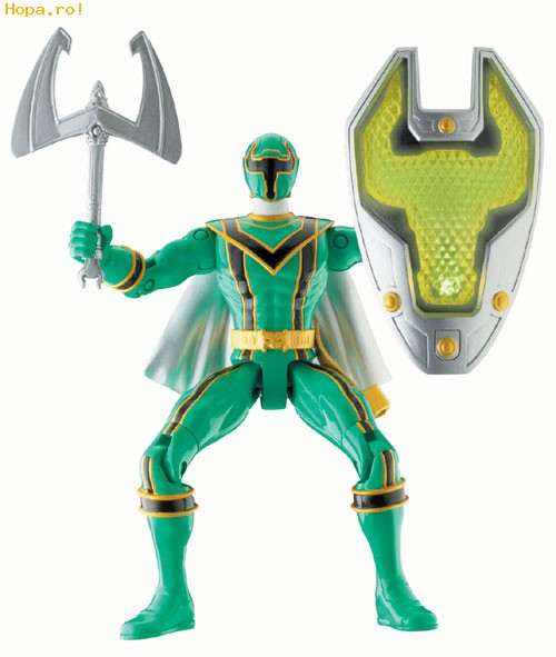 Eroii Power Rangers - Mystic Light Green