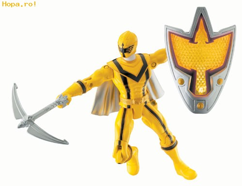 Eroii Power Rangers - Mystic Light Yellow