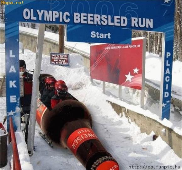 Sport - O noua proba olimpica