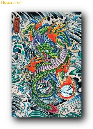 Fantasy - Dragonul
