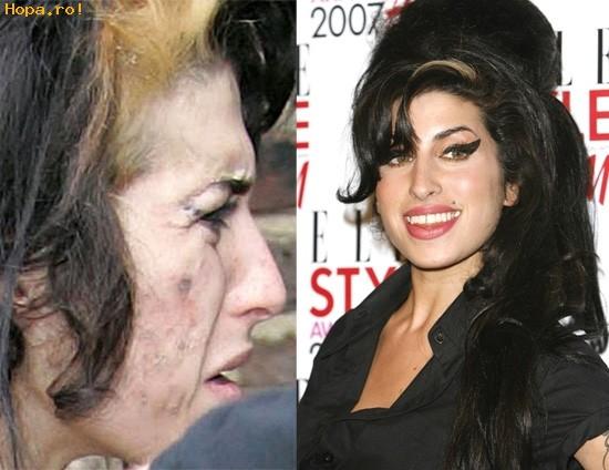Celebritati - Amy Winehouse nemachiata