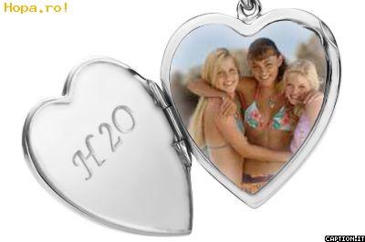 Celebritati - Medalion poze H2O