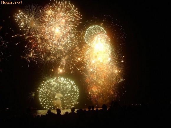 De Sarbatori - Artificii
