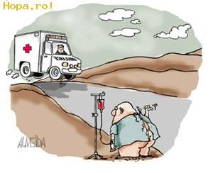 Caricaturi - Autostop
