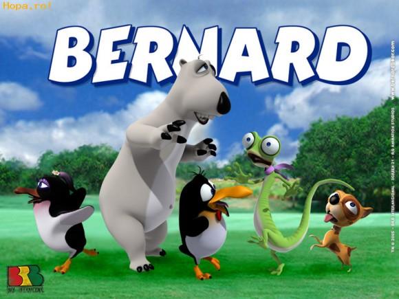 Desene animate - Bernard bear