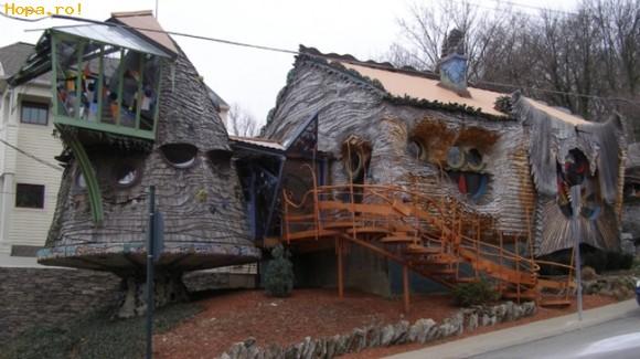 Ciudate - O casa ciudata