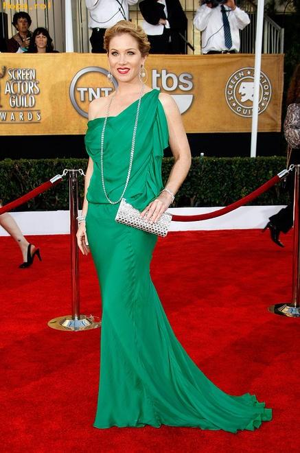Celebritati - Premiile SAG 2009 - Christina Applegate