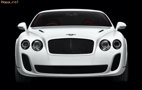 Auto Moto - Continental Supersports, cel mai rapid Bentley din istorie