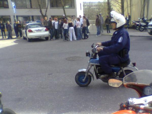 Auto Moto - Politia in actiune
