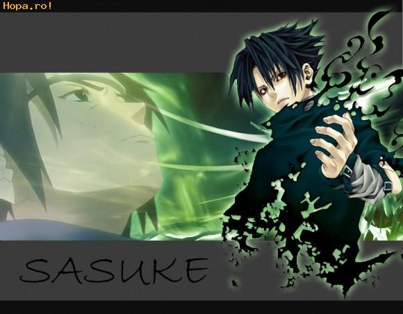 Desene animate - Puterea lui Sasuke