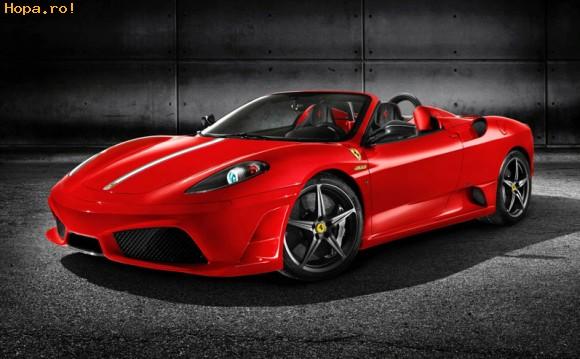 Auto Moto - Ferrari  F430 Scuderia Spider 16M