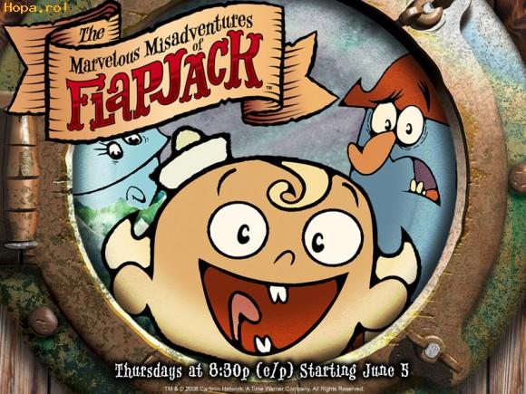 Desene animate - Flapjack
