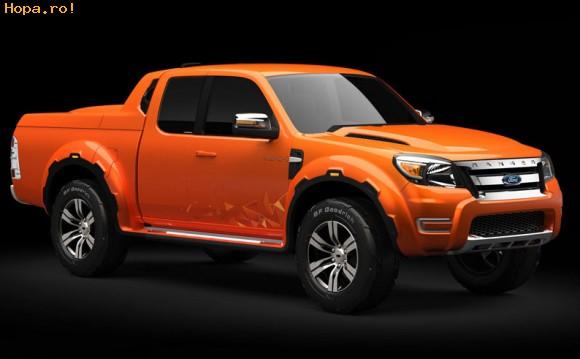 Auto Moto - Ford Ranger Max Concept