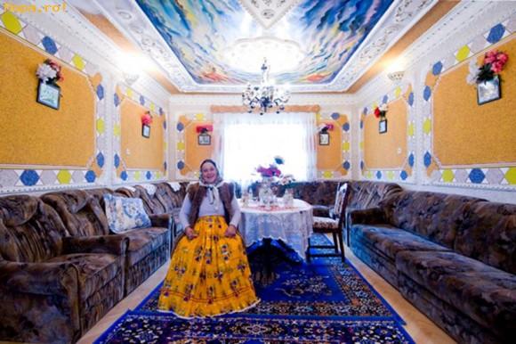 Din Romania - Resedinta in albastru