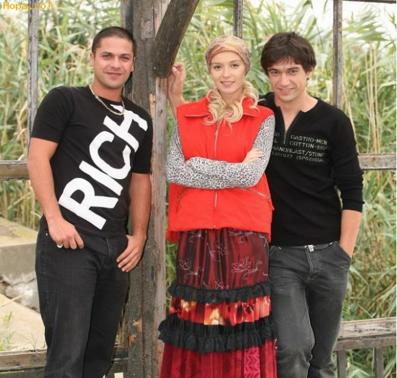 Celebritati - Armando Regina si Cosmin