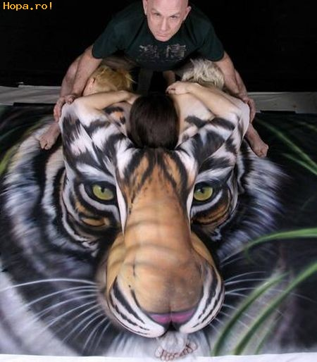 Artistice - Body painting