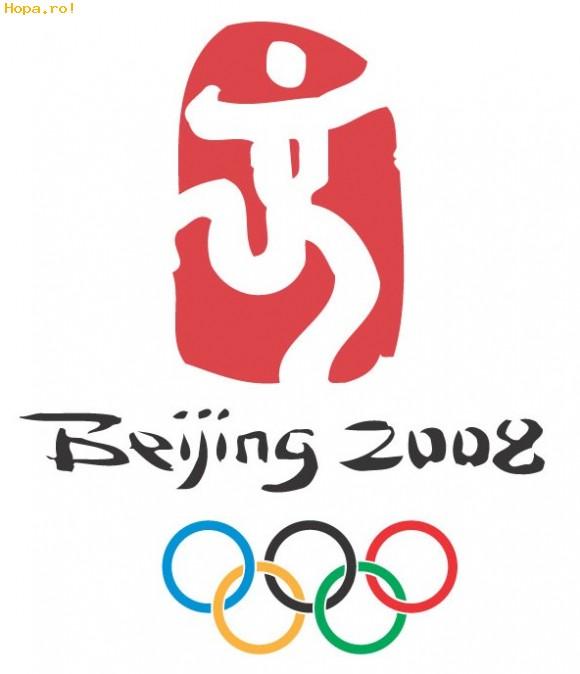 Jocurilor Olimpice de la Beijing - Sigla Jocurilor Olimpice de la Beijing